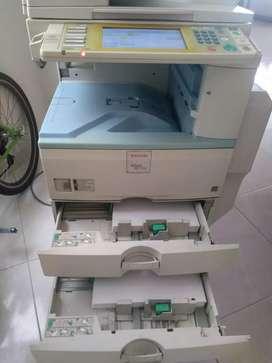 Impresora RICOH DOBLE BANDEJA
