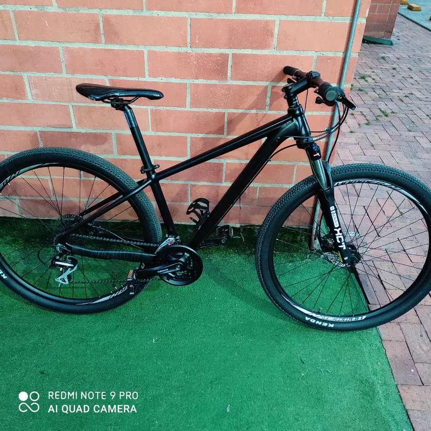 Bicicleta Hummer Aluminio