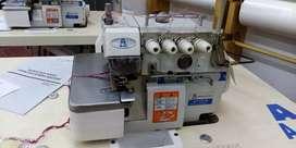 Maquina de coser Fileteadoras Rematadora AO 747D BK