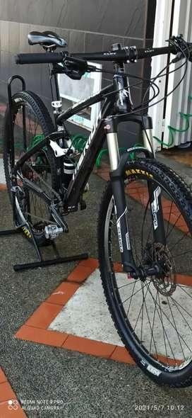Bicicleta Mérida Española