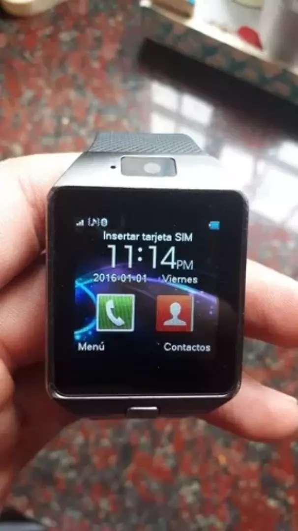 Reloj Smartwatch DZ09 0