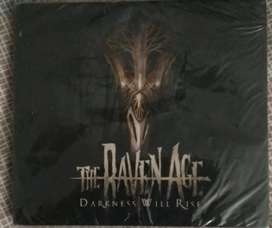 Cd The Raven Age - Darkness Will Rise