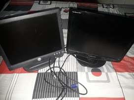 Monitores Del Y Samsung