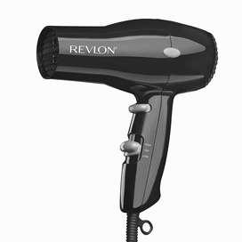 Revlon 1875w Secador De Cabello Ligero Y Compacto