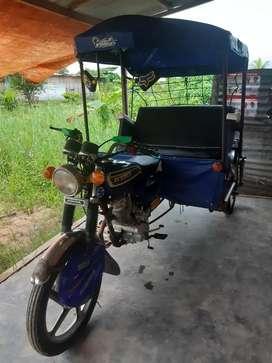 Motocar modelo cb
