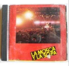 """CD PATRICIO REY Y SUS REDONDITOS DE RICOTA """"LA MOSCA Y LA SOPA"""""""