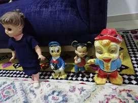 Muñecos figuras Bartoplas. No disponible la muñeca