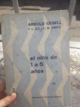 Libro ARNOLD GESSEL