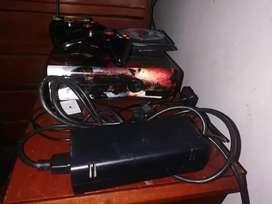 Xbox 360 slim 5.0 discoduro(Negociable)