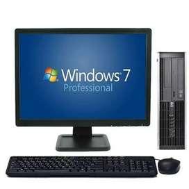 Oferta computadoras bueno bonito barato completo con factura y garantía