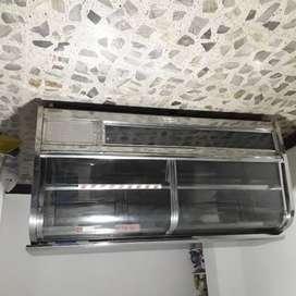 Nevera vertical refrigeradora  cosmo  frio