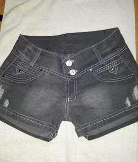 Set de shorts de jean. Gran oferta.