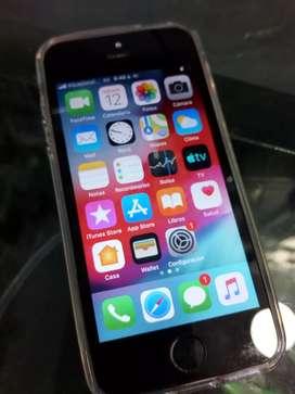 iPhone 5S libre de todo