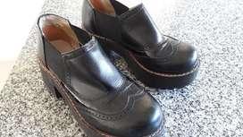 Liquido Zapatos Invierno.