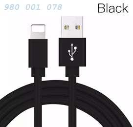 Cable Lightning iPhone Carga Rapida