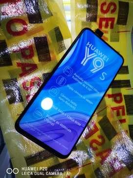 Huawei Y9S, ram de 6, interna de 128