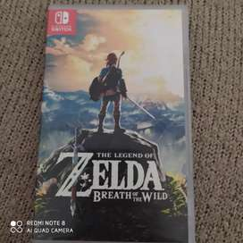 Vendo Zelda botw