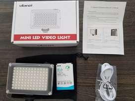 Luz LED Recargable y graduable.