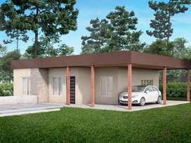 Vendo Casa Industrializada