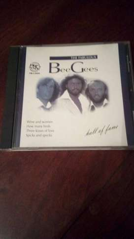 Cd Bee Gees Hall Of Fame