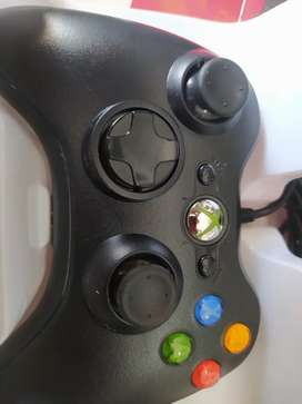 Controles de Xbox 360 de cable
