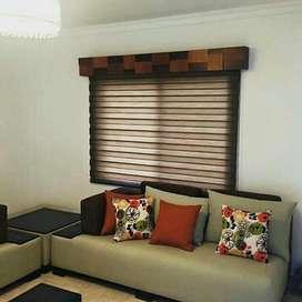 Cortinas,muebles,alfombras,pisos