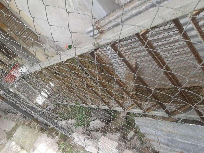 VENDO escalera de hierro- 21000-reforzada- 0