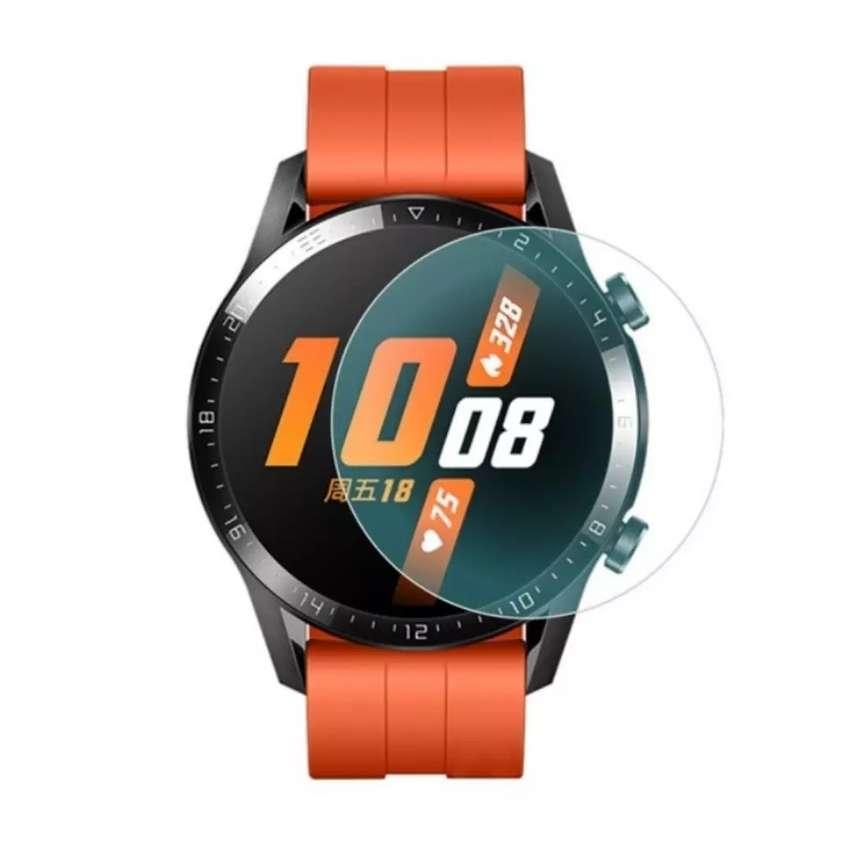 Vidrio templado para reloj Huawei Watch GT2 46mm 0