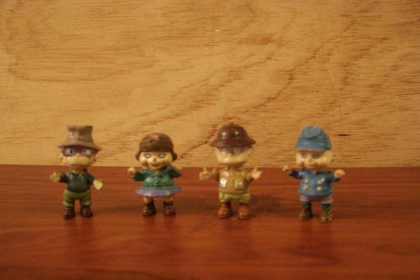 Rugrats Aventuras en Pañales Figuras