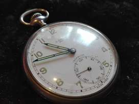 Reloj Suizo de bolsillo (funcionando)