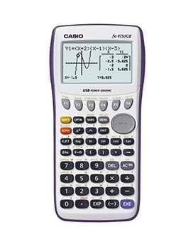 Calculadora graficadora - científica