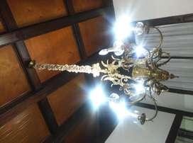 lampara antigua exelente estado en uso