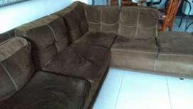 Se vende sofa en L