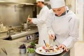 Se necesita cocinero con experiencia