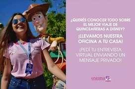 Disney y Miami para quinceañeras!