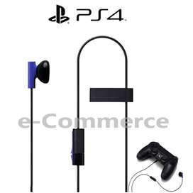 Audifono Headset Ps4 Audifono Manos Libres Play Station 4