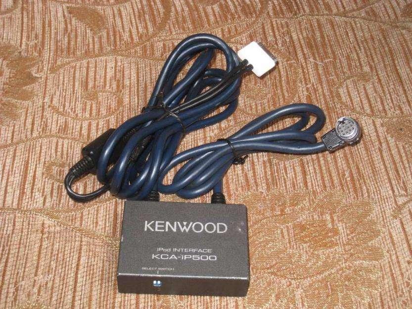INTERFACE KENWOOD PARA IPOD IPHONE 0