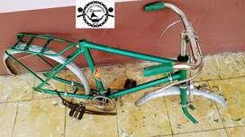 Bicicletas clásicas