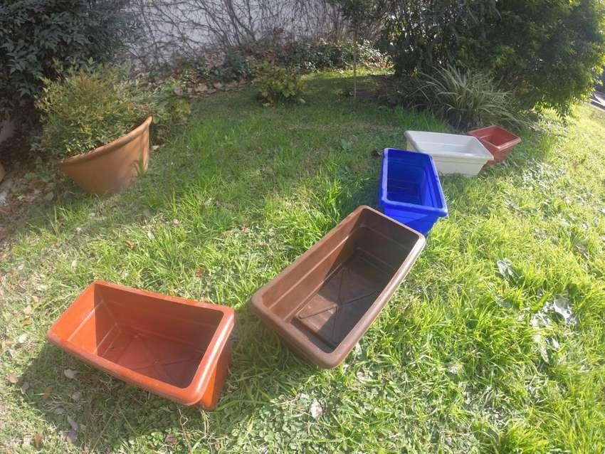 Maceta Jardinera Chica Reforzada 0
