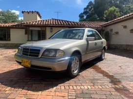 Mercedes Benz clase C280 Modelo 1995