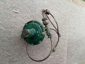 vendo regulador para tubo garrafa gas con flex300