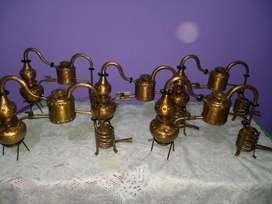 Alambiques de artesania de cobre electrolítico