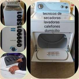 Reparacion de calefones lavadoras secadoras refrigeradoras en latacunga