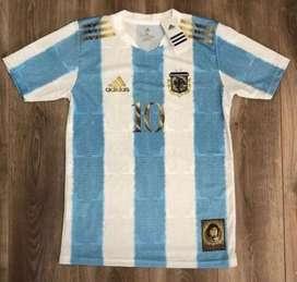 Camisetas de la selección argentina