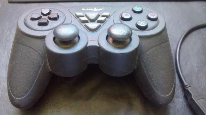 joystick inalambrico sharknet 0