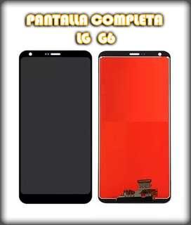 PANTALLA LG G6