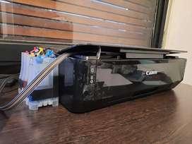 Impresora Canon Pixma ip7210 sistema continuo
