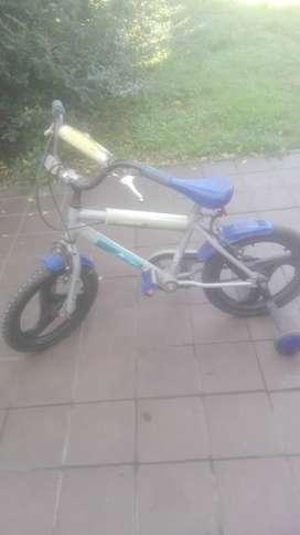 bicicleta rod. 16.
