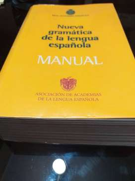 Nueva gramática de la lengua español