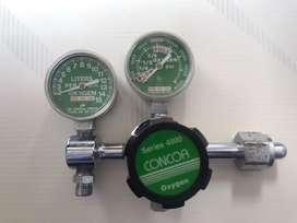 Reguladores de oxigeno
